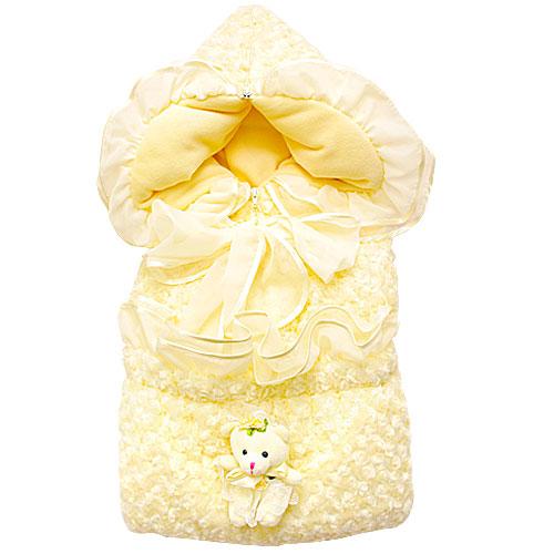 Одеяло для новорождённых своими руками