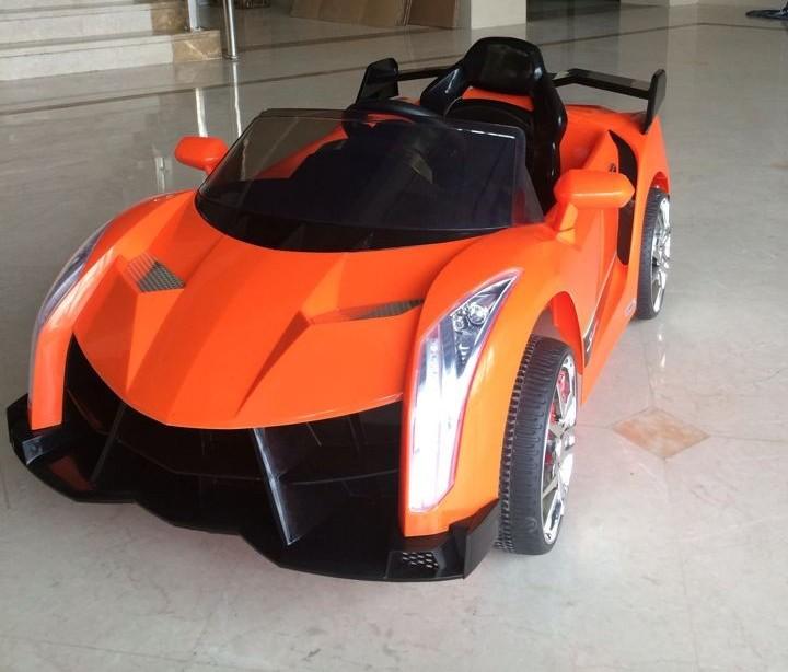 Детский электромобиль RiverToys Lamborghini 588 Детский магазин - Товары Малышам